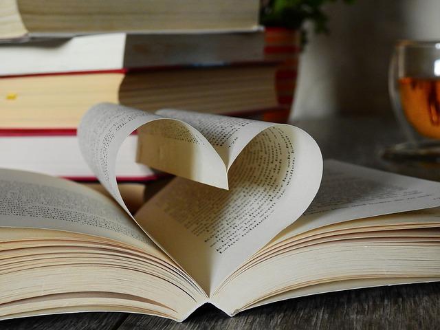 láska ke knihám