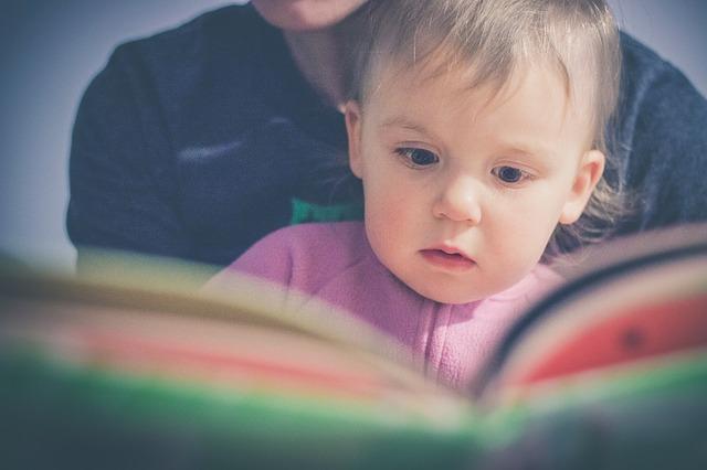 čtení dítěti