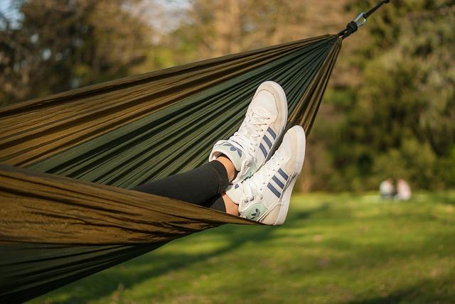 odpočinek v hanace