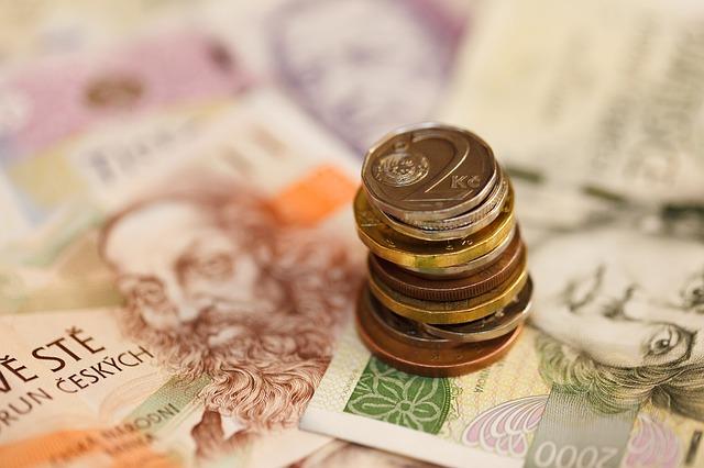kovové a papírové peníze
