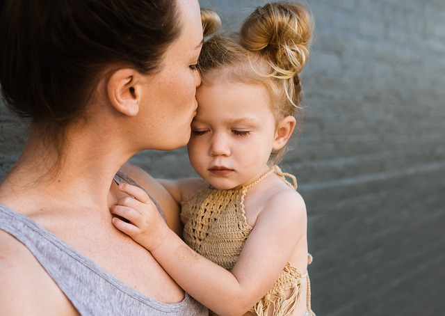polibek od mamky