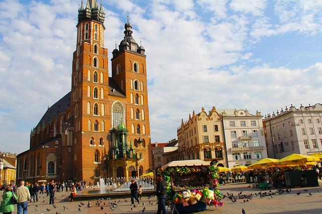 tržní náměstí