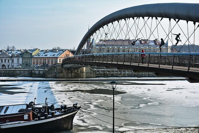 most v Krakově