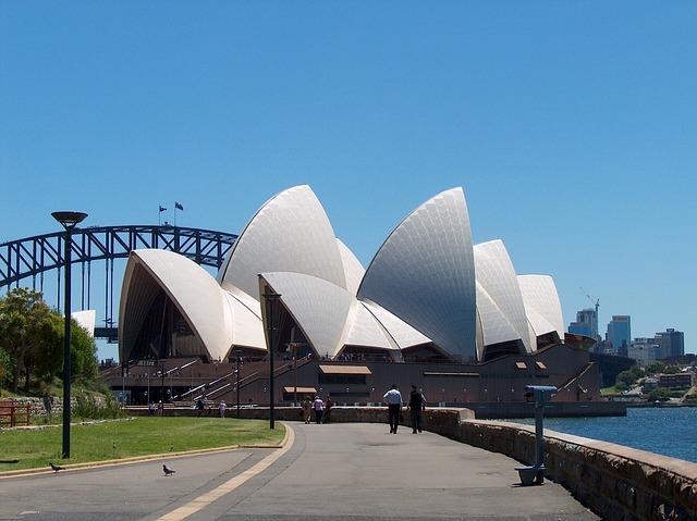 Nejznámější budova v Sydney