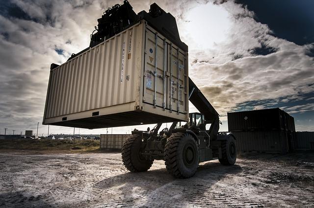 přeprava těžkého nákladu