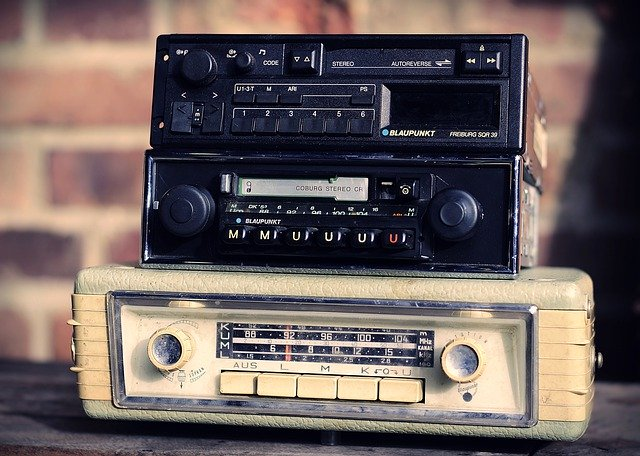 staré, ale kvalitní rádio