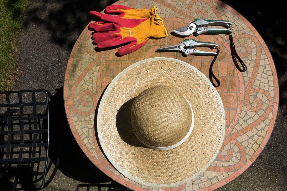 věci pro zahradníka
